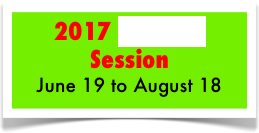 2017 Summer Session 