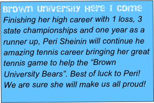 Brown University Here I Come